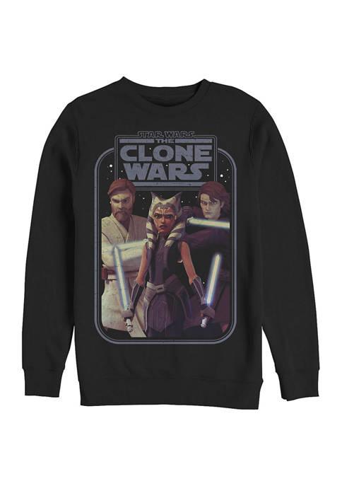 Star Wars® Clone Wars Hero Group Shot Fleece