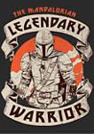 Star Wars The Mandalorian Lone Hunter T-Shirt