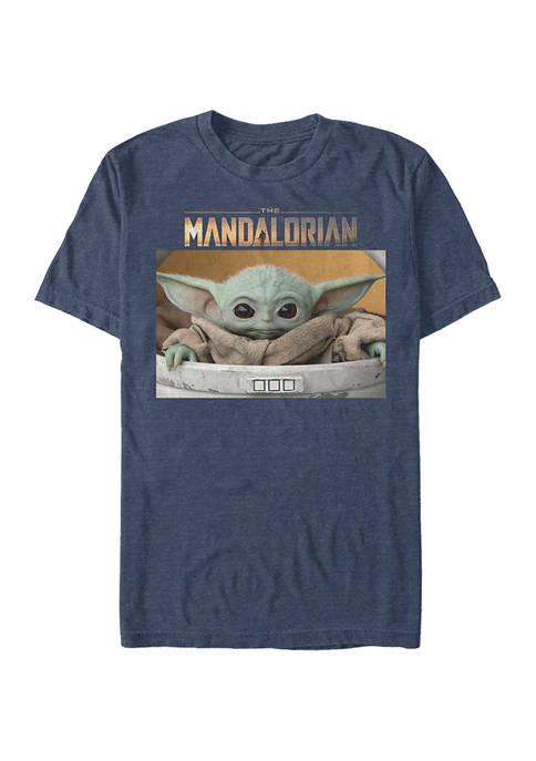 Star Wars The Mandalorian Small Box T-Shirt