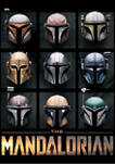 Star Wars The Mandalorian Mando Helmet Boxup T-Shirt