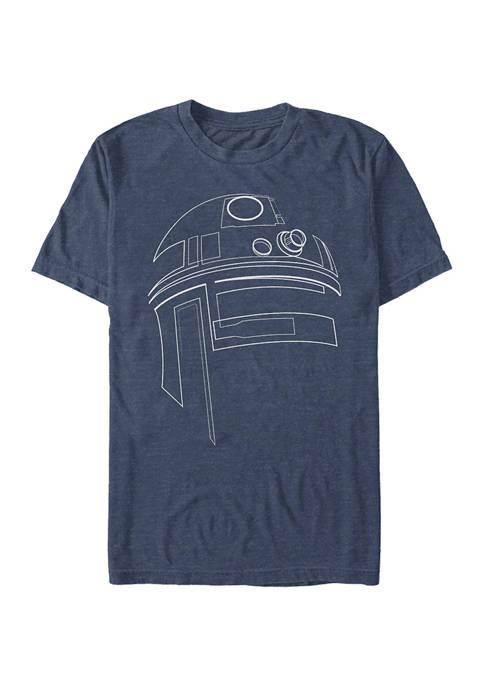 Star Wars Outline T-Shirt