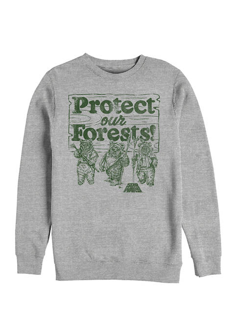 Star Wars® Star Wars Protect Our Forest Fleece