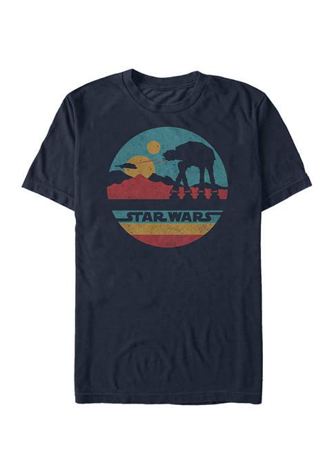Star Wars® Star Wars At The Mountain T-Shirt