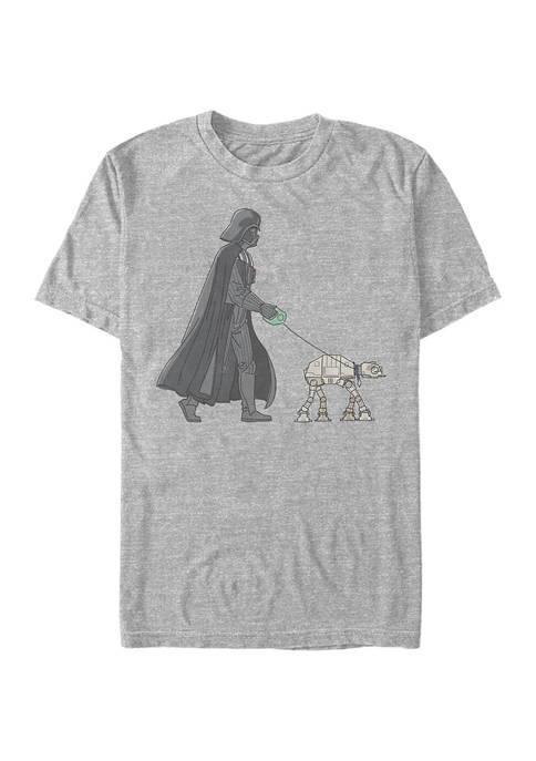 Star Wars Vader Walker T-Shirt