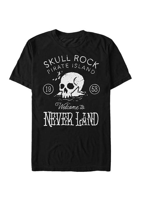 Disney® Tinkerbell Welcome To Skullrock T-Shirt