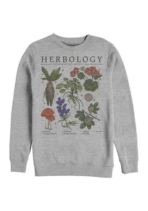 Harry Potter™ Harry Potter Herbology Fleece Crew Sweater