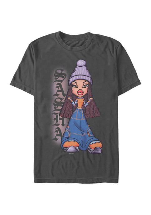 Bratz Sasha Boo Graphic T-Shirt