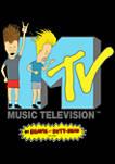 MTV Beavis Basic Graphic T-Shirt