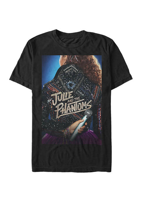 Julie and the Phantoms Mic Graphic T-Shirt
