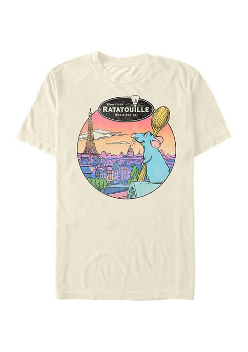 Ratatouille Le Rat Parisian Graphic T-Shirt