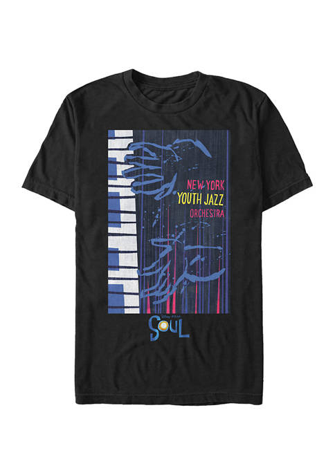 Soul Youth Jazz Orchestra Graphic T-Shirt