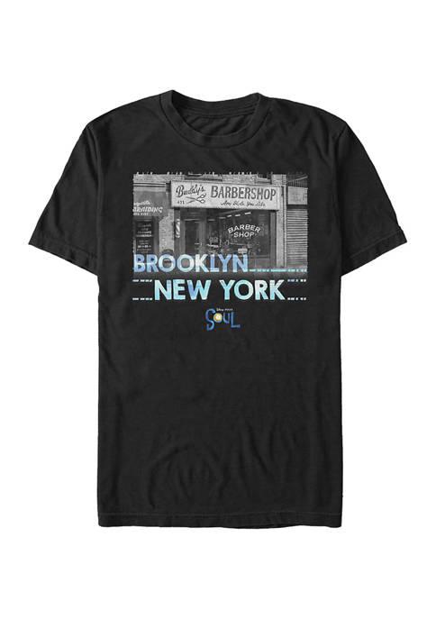 Soul Barber Shop Graphic T-Shirt
