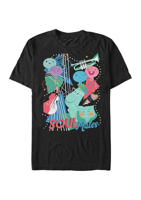 Soul Jazz Souls Graphic T-Shirt