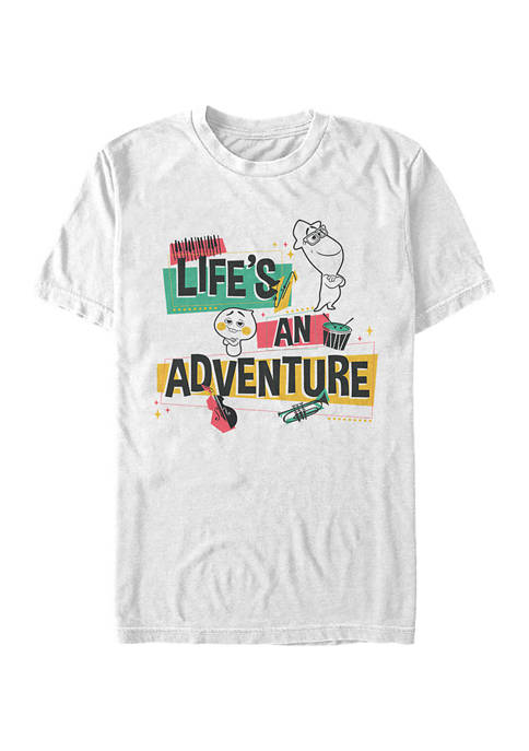 Disney® Pixar™ Soul Lifes an Adventure Graphic T-Shirt