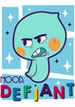 Soul Mood Defiant Graphic T-Shirt