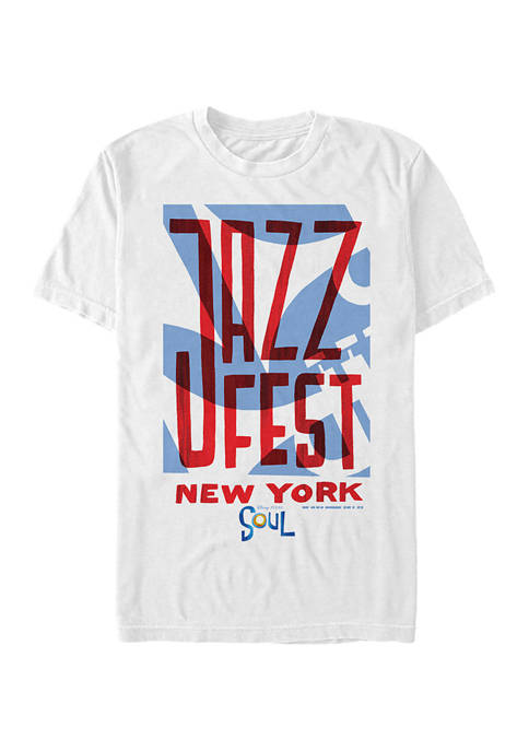 Soul Jazz Fest Graphic T-Shirt