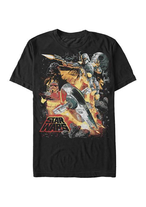 Star Wars® Star Wars™ Force Hunter Graphic T-Shirt