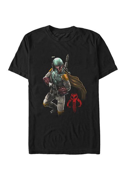 Star Wars™ Mandalorian Warrior Graphic T-Shirt