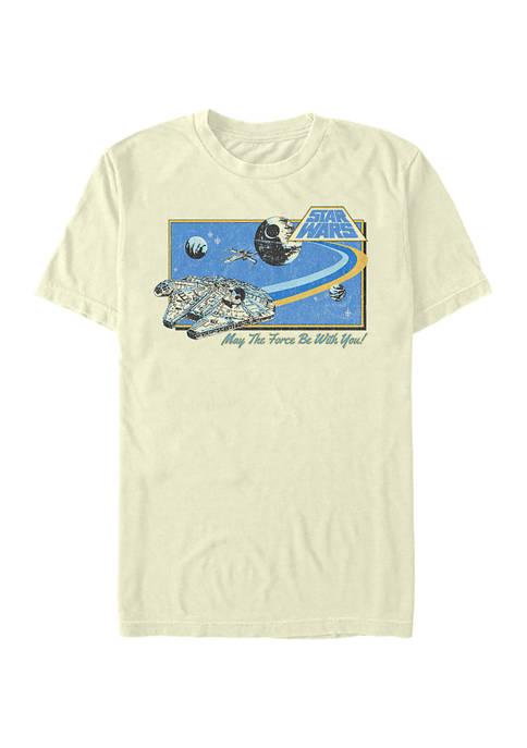 Star Wars® Star Wars™ Vintage Falcon Graphic T-Shirt