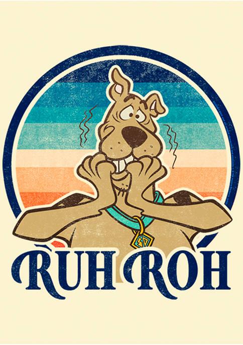 Scooby Doo™ Scooby Doo Sunset Ruh Roh Graphic T-Shirt