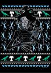 Edward Scissorhands Intarsia Scissorhands Graphic T-Shirt