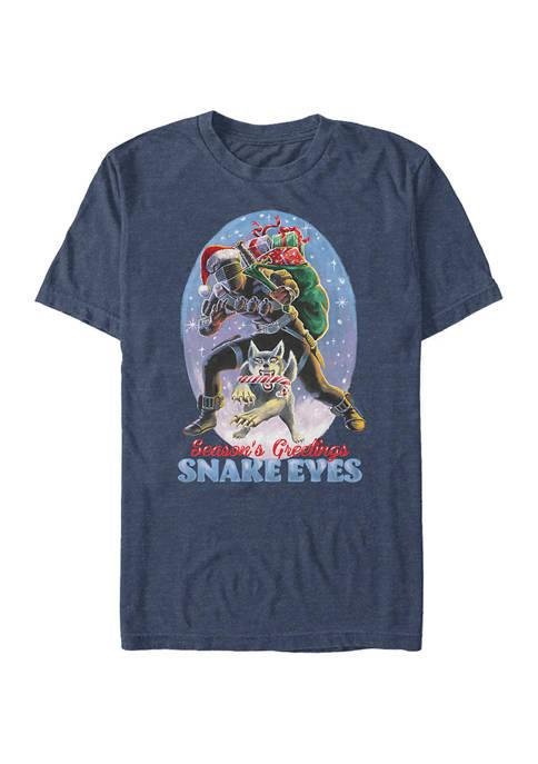 Fifth Sun™ GI Joe Snake Eyes Xmas Graphic