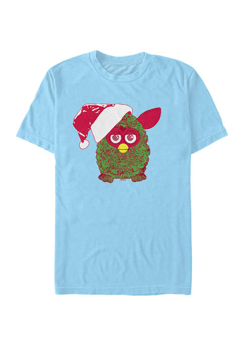 Fifth Sun™ Furby Christmas Graphic T-Shirt