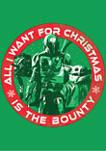 Star Wars® The Mandalorian Christmas Child Graphic T-Shirt