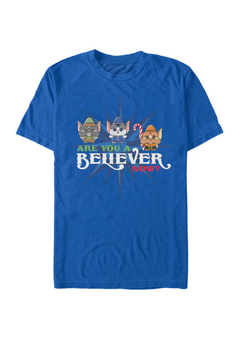 Christmas Chronicles Be a Believer Graphic T-Shirt