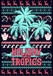 Christmas Chronicles Tropical Chronicles Sweater Graphic T-Shirt