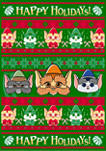 Christmas Chronicles Elf Ugly Sweater Graphic T-Shirt