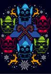Christmas Chronicles Festive Elves Graphic T-Shirt