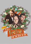 Seinfeld Festivus Wreath Graphic T-Shirt