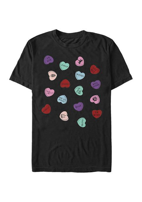 Disney® Villains Evil Candy Graphic T-Shirt