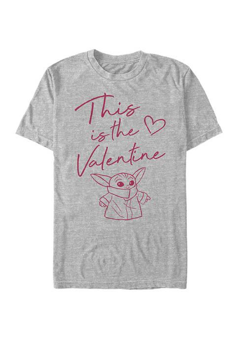 Star Wars® The Mandalorian This Valentine Graphic T-Shirt