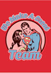 Great Team Graphic T-Shirt