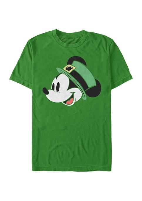 Classic Mickey Irish Graphic T-Shirt