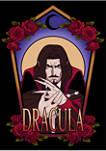 Castlevania Dracula Art Nouveau Graphic T-Shirt