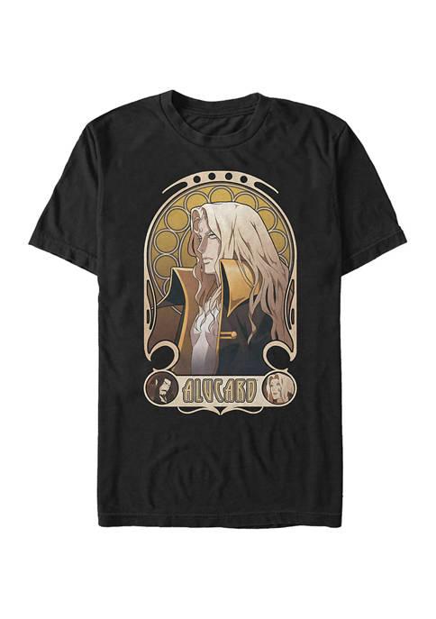 Castlevania Alucard Nouveau Graphic T-Shirt