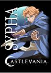 Castlevania Sypha Moon Graphic T-Shirt