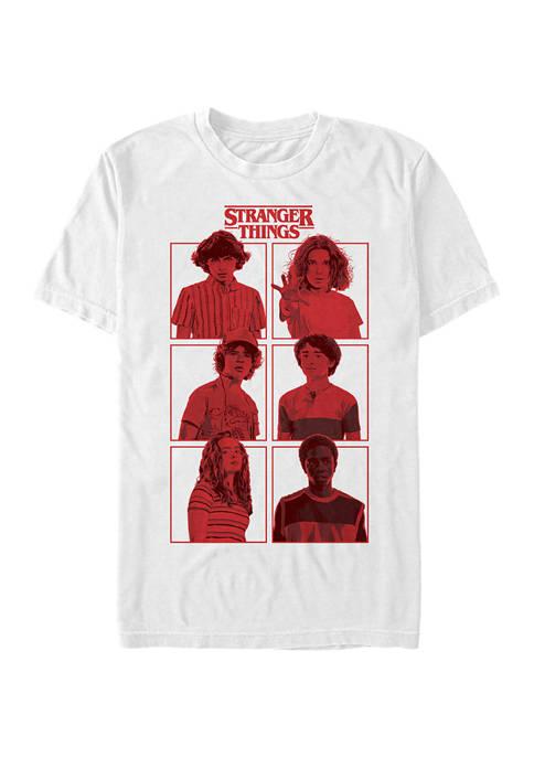 Stranger Things S3 BOXUP Graphic T-Shirt