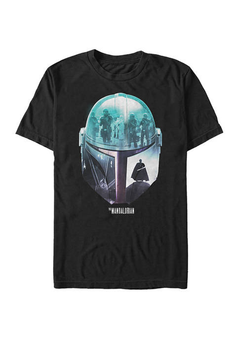 Star Wars The Mandalorian Moff Sunset T-Shirt