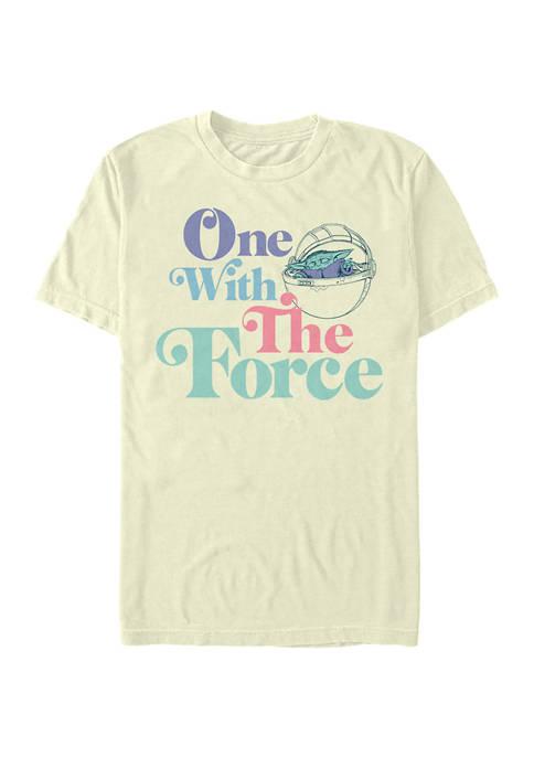 Star Wars The Mandalorian Pastel Force T-Shirt
