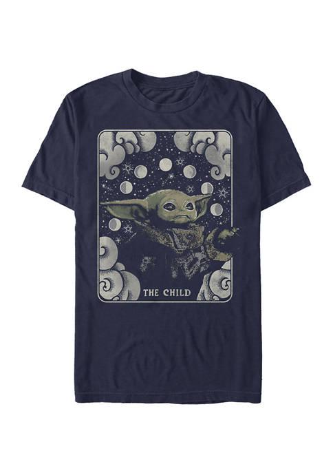 Star Wars The Mandalorian Child Card T-Shirt
