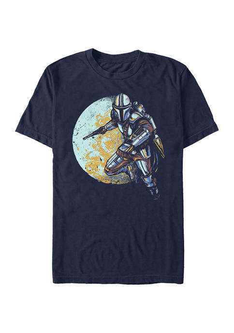 Star Wars® The Mandalorian Moondo Lorian Graphic T-Shirt