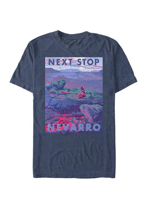 Star Wars® The Mandalorian Nevarro Travels Graphic T-Shirt