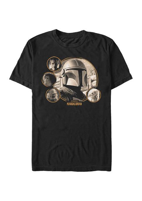 Star Wars® The Mandalorian MandoMon Episode Mando Graphic T-Shirt