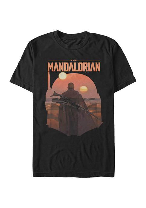 Star Wars® The Mandalorian MandoMon Episode Reveal Graphic T-Shirt