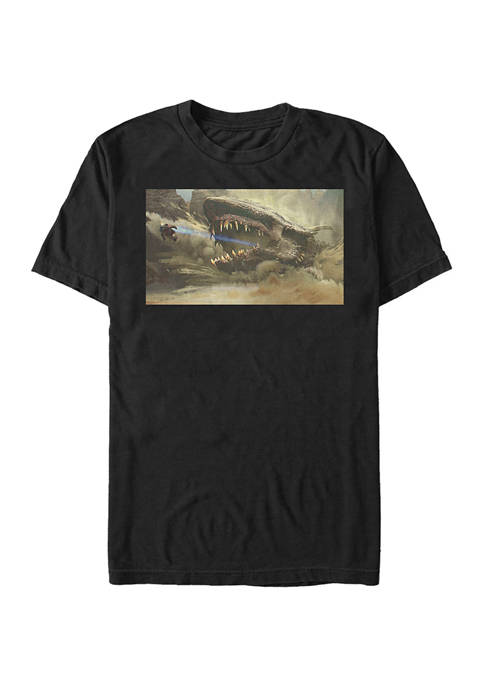 Star Wars® The Mandalorian MandoMon Episode Reaction Graphic T-Shirt