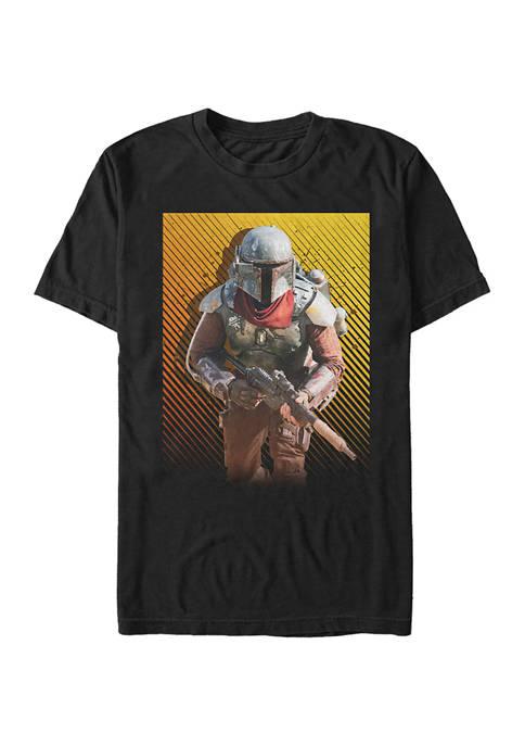 Star Wars® The Mandalorian Solo Marshal Graphic T-Shirt